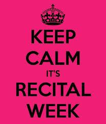 recitalweek